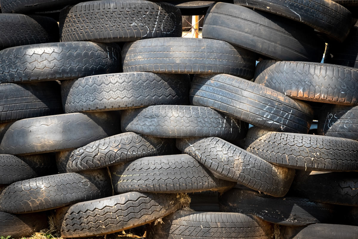 Today's Vocabulary Lesson: Common Tire Terminology
